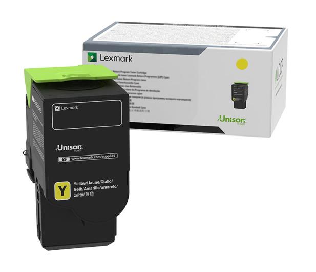 Lexmark yellow 1000str. - 462435 - zdjęcie