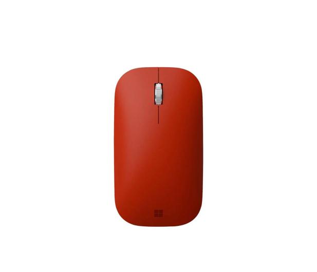 Microsoft Surface Mobile Mouse Czerwony Mak - 567735 - zdjęcie