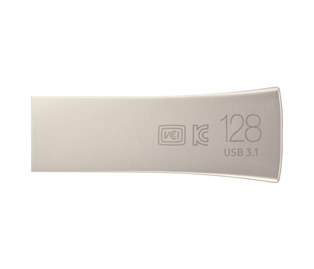 Samsung 128GB BAR Plus Champaign Silver 400MB/s - 568807 - zdjęcie 6