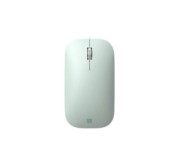 Microsoft Modern Mobile Mouse Bluetooth (Miętowy) - 567839 - zdjęcie