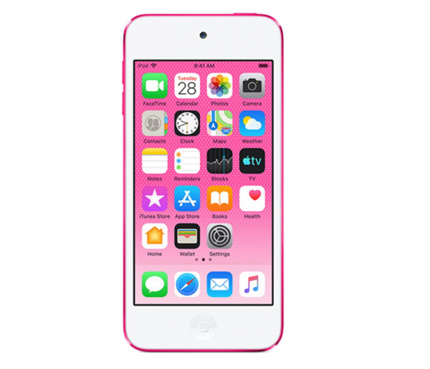 Apple iPod touch 32GB Pink - 568513 - zdjęcie 2