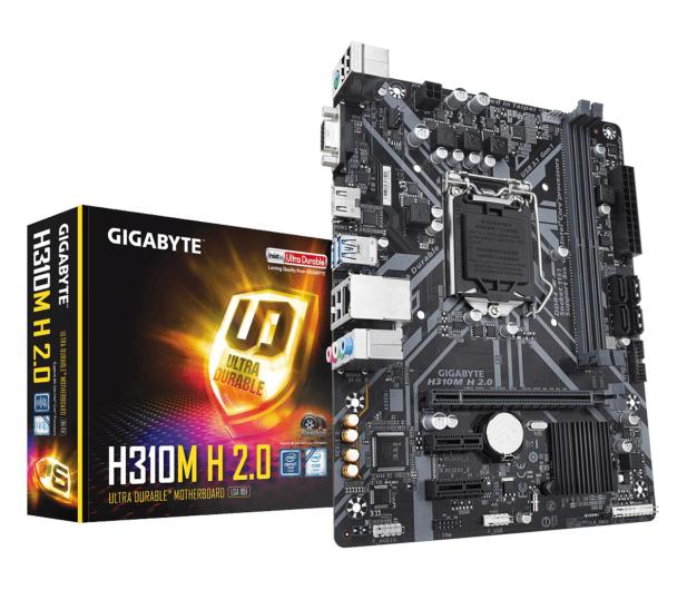 Gigabyte H310M H 2.0 - 568023 - zdjęcie