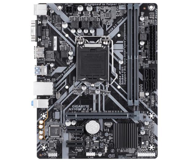 Gigabyte H310M H 2.0 - 568023 - zdjęcie 2