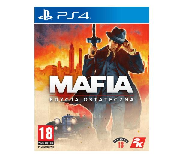 PlayStation Mafia: Edycja Ostateczna - 569003 - zdjęcie