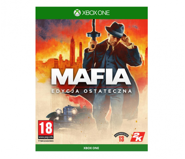 Xbox Mafia: Edycja Ostateczna - 569007 - zdjęcie