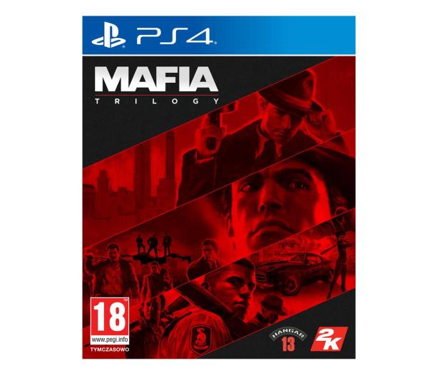PlayStation Mafia: Trylogia - 569004 - zdjęcie