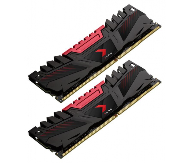 PNY 16GB (2x8GB) 2666MHz CL16 XLR8 Gaming - 567565 - zdjęcie 2