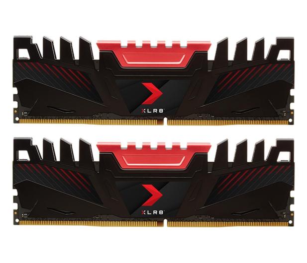 PNY 16GB (2x8GB) 2666MHz CL16 XLR8 Gaming - 567565 - zdjęcie