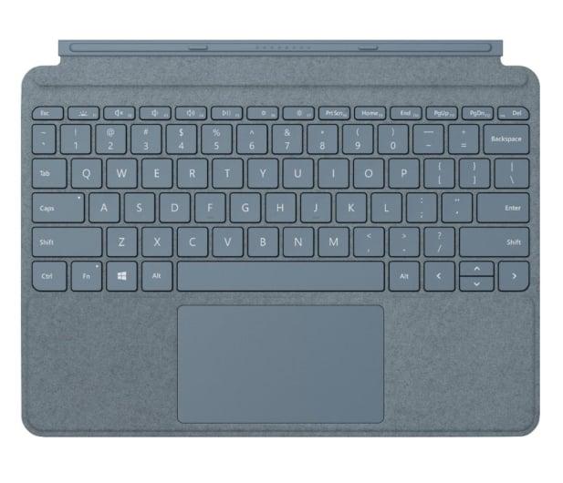 Microsoft Type Cover do Surface Go (Lodowy Błękit) - 567733 - zdjęcie