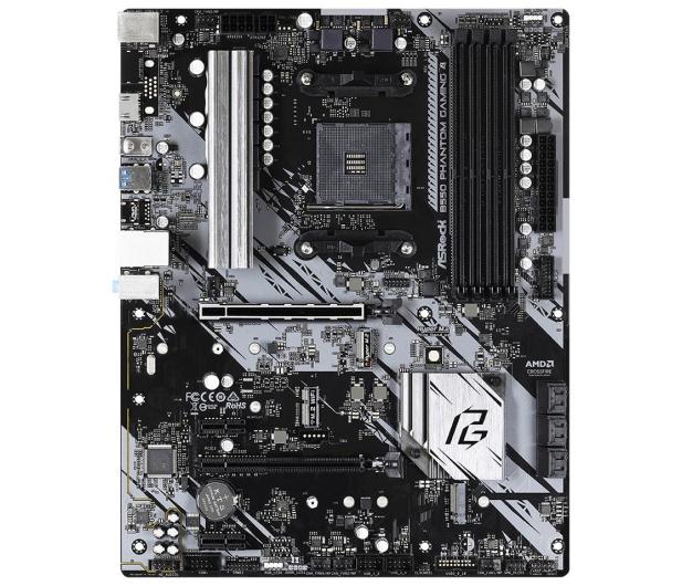 ASRock B550 Phantom Gaming 4 - 569381 - zdjęcie 2