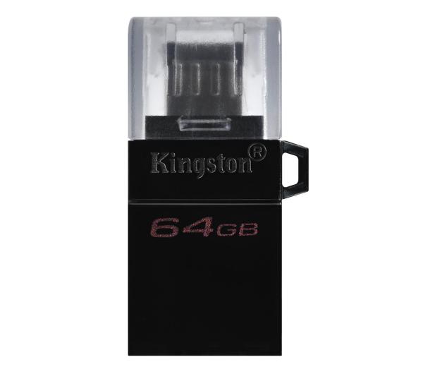 Kingston 64GB DataTraveler microDuo3 G2 OTG - 568823 - zdjęcie