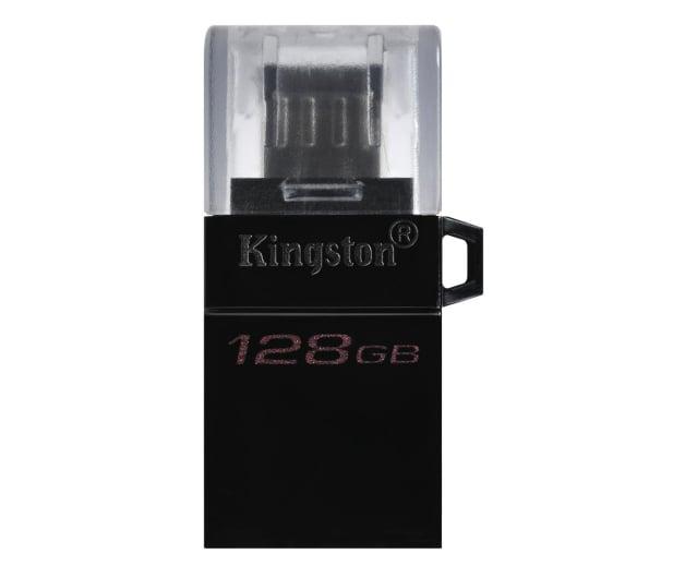 Kingston 128GB DataTraveler microDuo3 G2 OTG - 568824 - zdjęcie