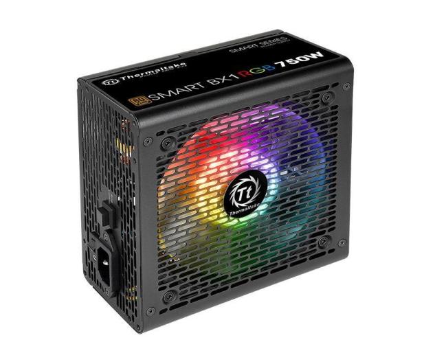 Thermaltake Smart BX1 RGB 750W 80 Plus Bronze - 562924 - zdjęcie 2