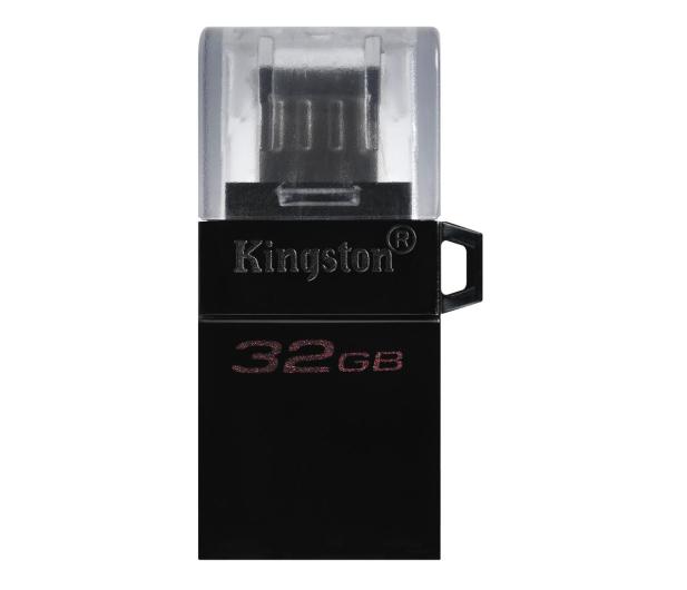 Kingston 32GB DataTraveler microDuo3 G2 OTG - 568822 - zdjęcie