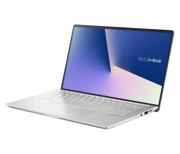 ASUS ZenBook 13 UX333FA i5-8265U/8GB/512/W10 Silver - 568059 - zdjęcie 4