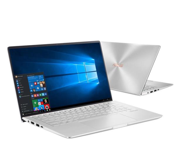 ASUS ZenBook 13 UX333FA i5-8265U/8GB/512/W10 Silver - 568059 - zdjęcie