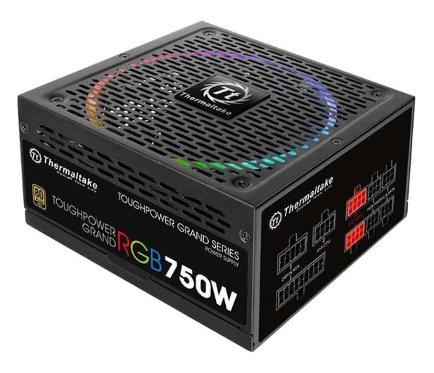 Thermaltake Toughpower Grand RGB 750W 80 Plus Gold - 402145 - zdjęcie