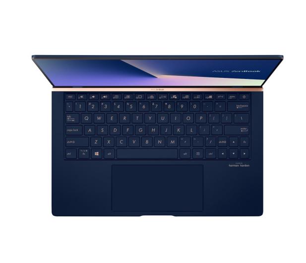 ASUS ZenBook 13 UX333FA i5-8265U/8GB/256/W10 Blue - 568060 - zdjęcie 6