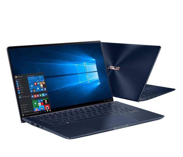 ASUS ZenBook 13 UX333FA i5-8265U/8GB/256/W10 Blue - 568060 - zdjęcie