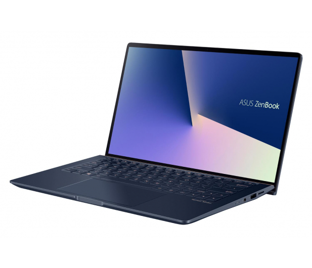 ASUS ZenBook 13 UX333FA i5-8265U/8GB/256/W10 Blue - 568060 - zdjęcie 4