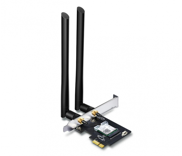 TP-Link Archer T5E (802.11b/g/n/ac 1200Mb/s) BT 4.2/WiFi - 567819 - zdjęcie