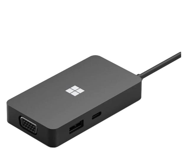 Microsoft USB-C Travel Hub - 567845 - zdjęcie