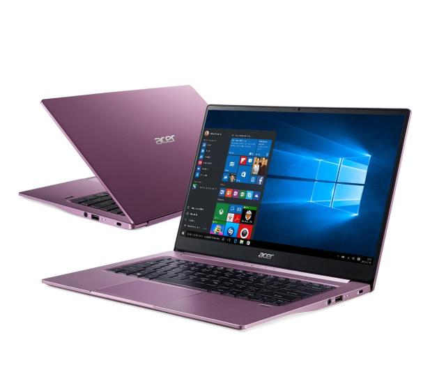 Acer Swift 3 R3-4300U/8GB/256/W10 Fioletowy - 581247 - zdjęcie
