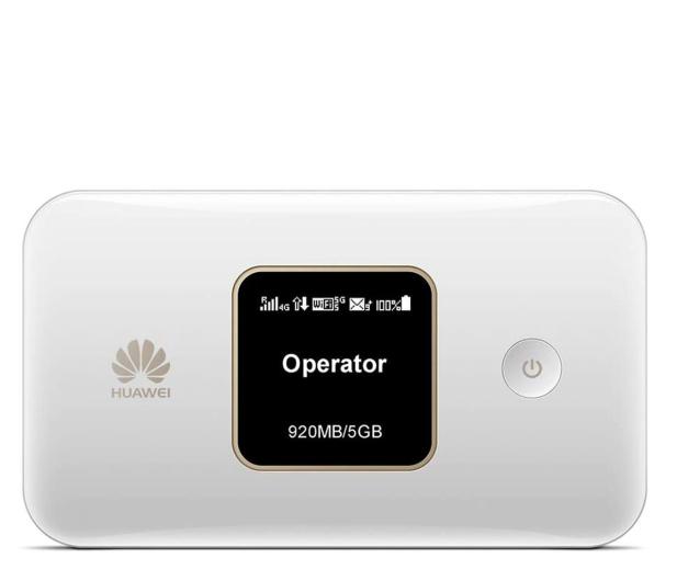 Huawei E5785 WiFi a/b/g/n/ac 3G/4G (LTE) 300Mbps biały - 568670 - zdjęcie