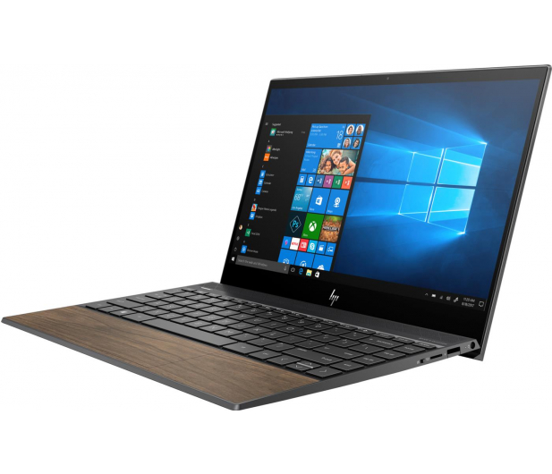 HP Envy 13 i7-1065G7/8GB/512/Win10 Black - 568683 - zdjęcie 7