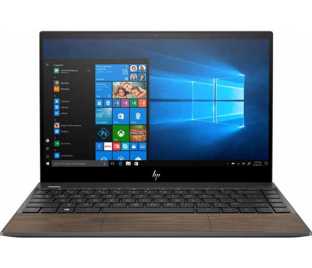 HP Envy 13 i7-1065G7/8GB/1TB/Win10 Black - 568685 - zdjęcie 2