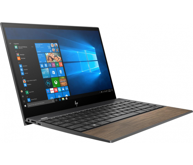 HP Envy 13 i7-1065G7/8GB/512/Win10 Black - 568683 - zdjęcie 3