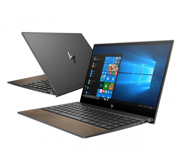 HP Envy 13 i5-1035G1/8GB/512/Win10 Black - 568682 - zdjęcie
