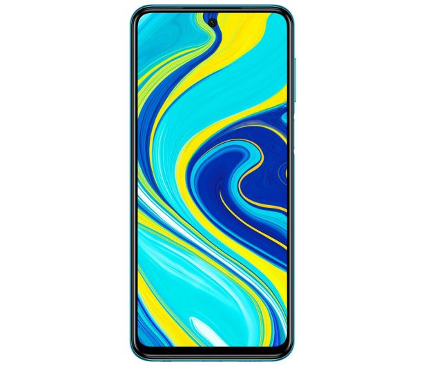 Xiaomi Redmi Note 9S 4/64GB Aurora Blue - 564009 - zdjęcie 3