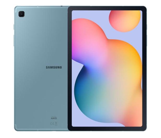 Samsung Galaxy Tab S6 Lite P615 LTE niebieski - 554569 - zdjęcie