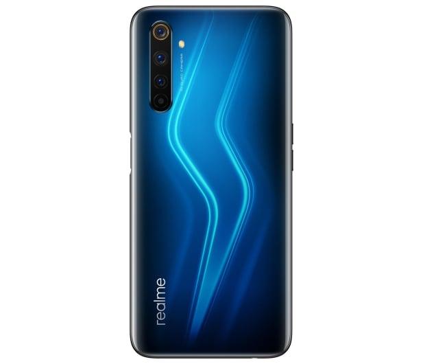 Realme 6 Pro 6+128GB Lightning Blue - 602300 - zdjęcie 6