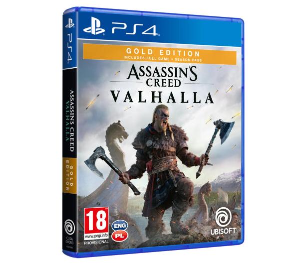 PlayStation Assassin's Creed Valhalla Gold Edition - 564045 - zdjęcie 2