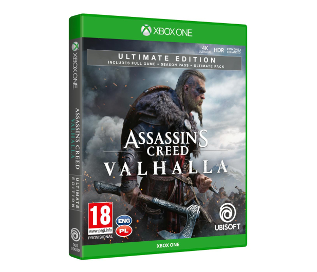 Xbox Assassin's Creed Valhalla Ultimate Edition - 564052 - zdjęcie 2