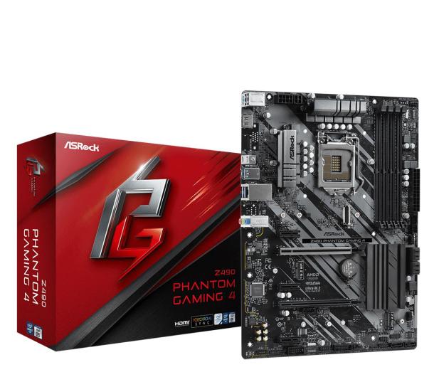 ASRock Z490 Phantom Gaming 4 - 564379 - zdjęcie