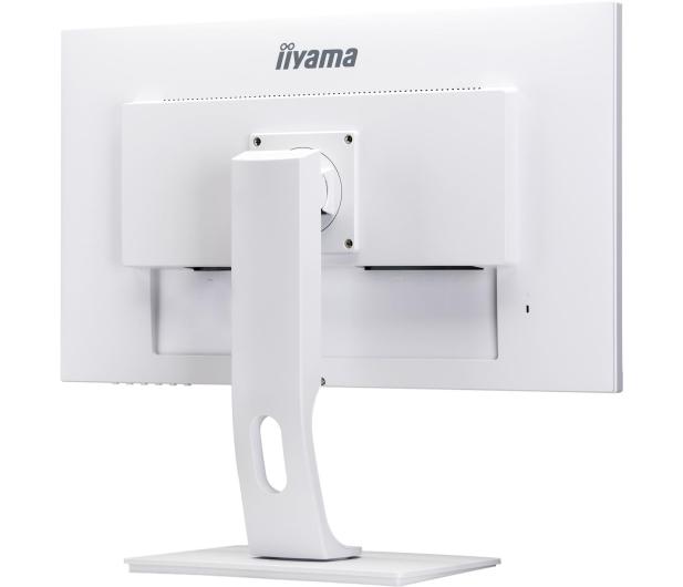 iiyama XUB2792HSU-W1 biały - 564337 - zdjęcie 9