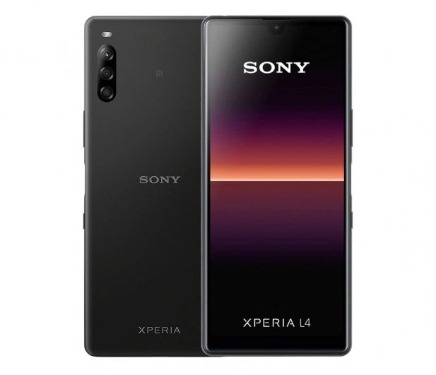 Sony Xperia L4 3/64GB Dual SIM czarny - 564449 - zdjęcie