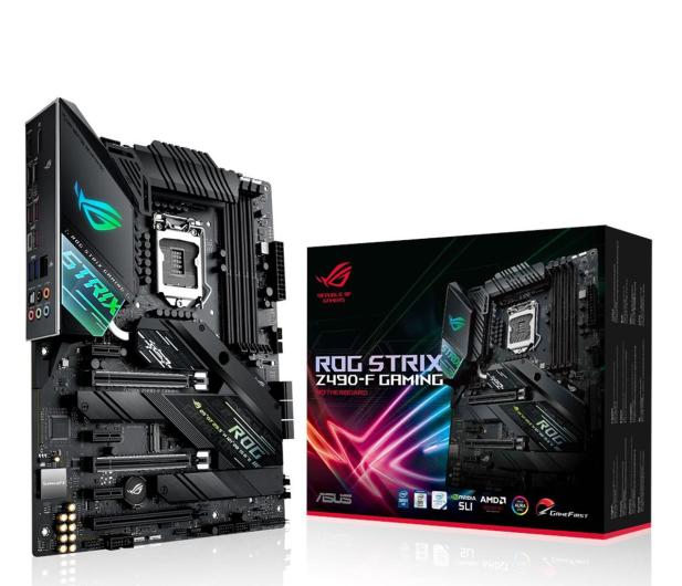 ASUS ROG STRIX Z490-F GAMING - 561103 - zdjęcie