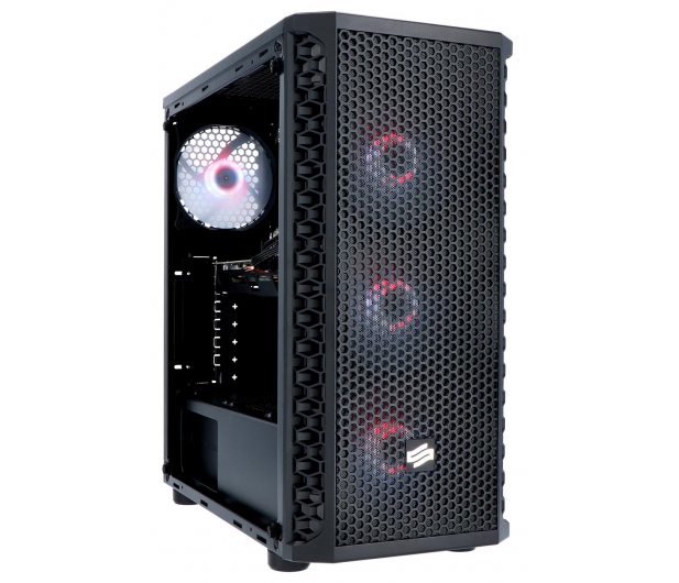 SHIRU 7200V i3-9100F/8GB/240+1TB/W10X/RX570 - 562236 - zdjęcie 3