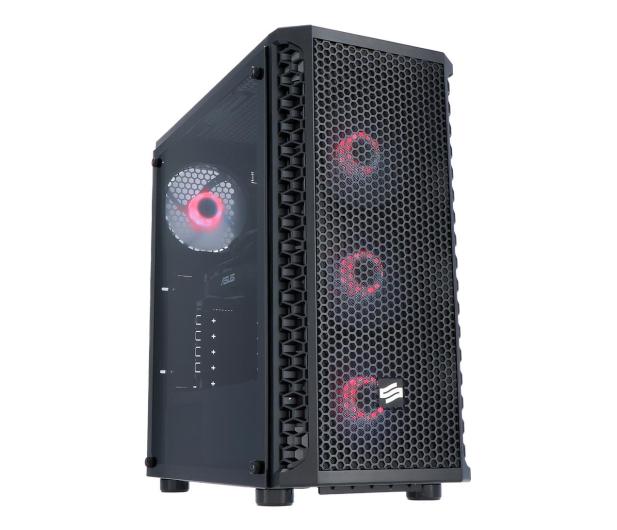SHIRU 7200V i3-9100F/8GB/240+1TB/W10X/RX570 - 562236 - zdjęcie