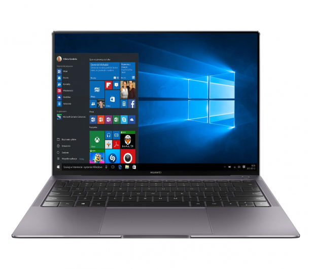 Huawei Matebook X Pro i5-10210U/16GB/512/Win10P Dotyk - 563543 - zdjęcie