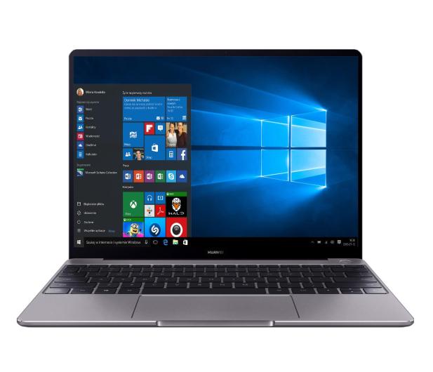 Huawei Matebook 13 i7-10510U/16GB/512GB/Win10 Dotyk - 563540 - zdjęcie