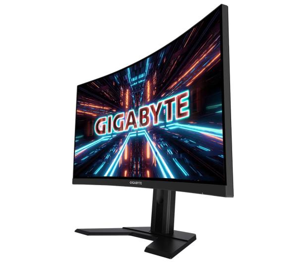 Gigabyte G27QC czarny Curved - 571752 - zdjęcie 3