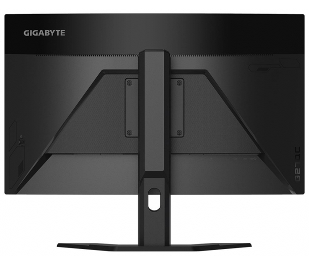 Gigabyte G27QC czarny Curved - 571752 - zdjęcie 4