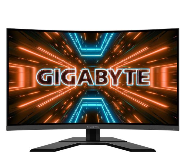 Gigabyte G32QC czarny Curved HDR - 571744 - zdjęcie