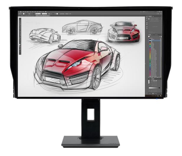 Acer ProDesigner PE270K czarny - 460185 - zdjęcie