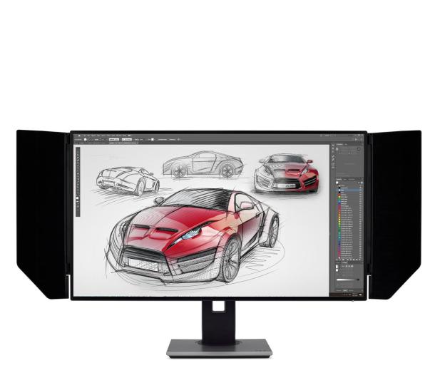 Acer ProDesigner PE320QK czarny - 386278 - zdjęcie